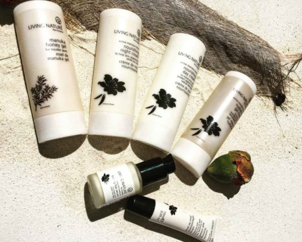 Vyhrajte balíček kozmetických produktov od spoločnosti Living nature
