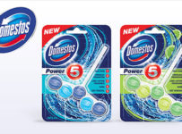 Vyhrajte balíčky pre hygienickú čistotu vašej toalety od Domestos