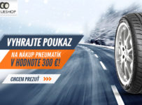 Vyhrajte s Pricemaniou 300 € poukaz na nákup pneumatík