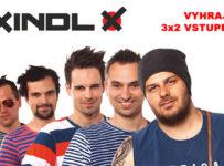 Xindl X sa vracia na slovenské turné a ty môžeš vyhrať 3×2 vstupenky!