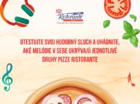 Zapoj sa do súťaže s Pizzou Ristorante a vyhraj skvelé ceny!