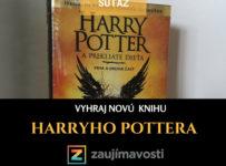 Vyhraj ôsmy príbeh Harry Potter a prekliate dieťa