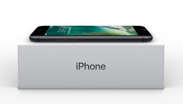 Vyhrajte každý pondelok najnovší iPhone 7