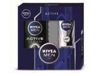 Vyhrajte Nivea Men Active Clean kozmetickú sadu