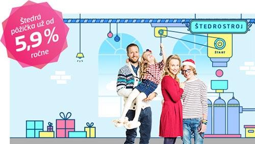 Vytvorte blízkym vianočný zoznam a hrajte o iPhone, LED TV, navigáciu a 100 darčekov