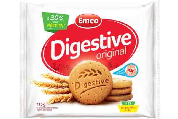 Súťaž o nové cereálne sušienky Emco Digestive