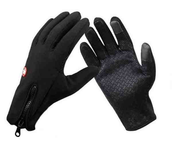Súťaž o rukavice s úpravou na dotykové displeje odolné voči vetru a dažďu