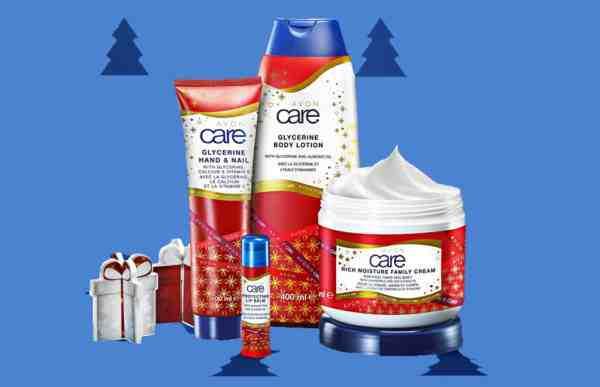 Súťaž o vianočnú kolekciu AVON Care