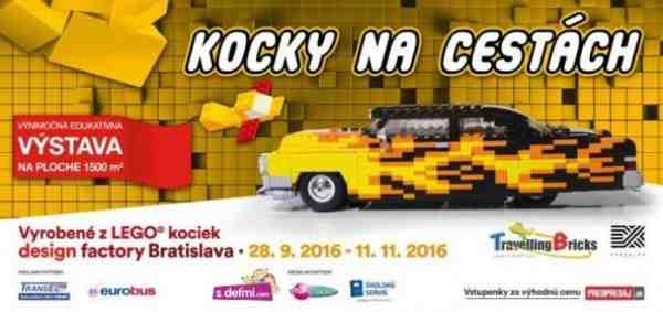 Súťaž o vstupenky na výstavu Kocky na cestách