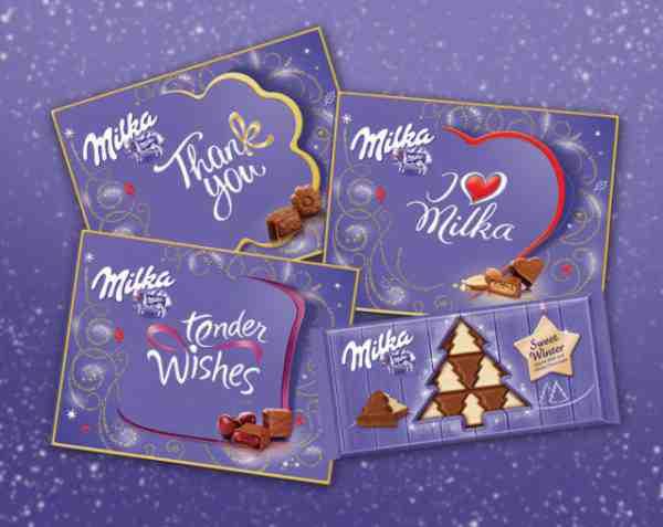 Súťažte o 5 produktových balíčkov čokolád Milka