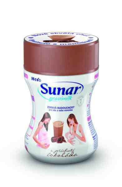 Súťažte o mliečny nápoj Sunar Gravimilk