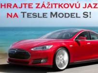 Súťažte s Tesla magazínom o zážitkovú jazdu a nabíjačku Supercharger