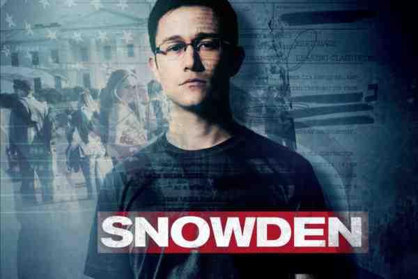 Snowden – Vyhraj knihu a lístky do kina!