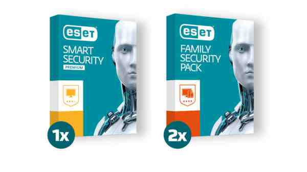 Vyhrajte špičkovú ochranu počítača ESET