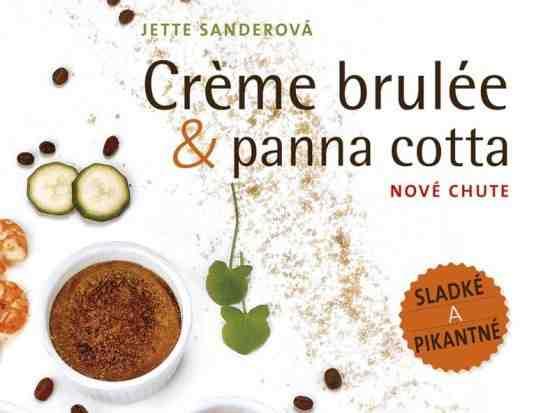 Vyhrajte knihu Crème brulée