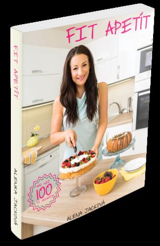 Vyhrajte knihu FIT APETÍT – viac než 100 fit receptov