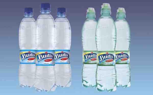 Vyhrajte mesačný pitný režim obľúbenej minerálnej vody Budiš