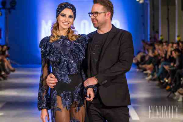 Získajte šaty z dielne Fera Mikloška z kolekcie Miklosko Powered by ASUS