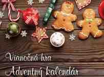 Vianočná hra Adventný kalendár od Fotolab.sk