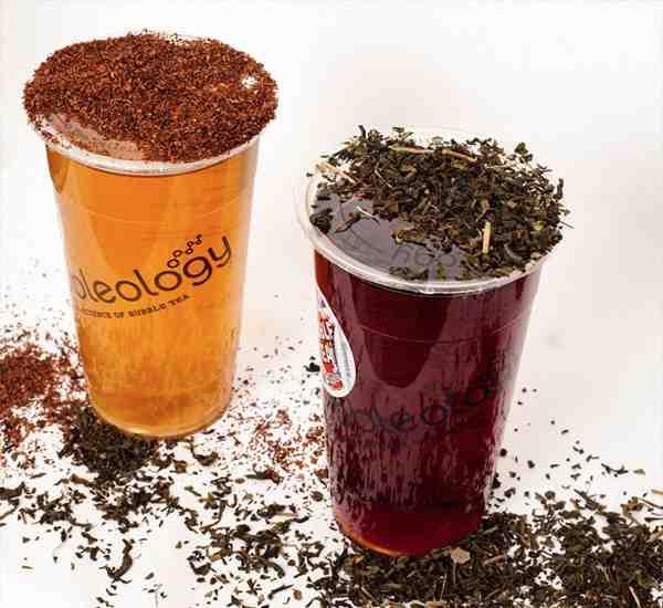 Vyhrajte poukážkou na nákup čaju v stánku Bubbleology!