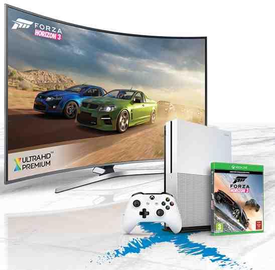 Samsung rozdáva 100 Xboxov s podporou HDR