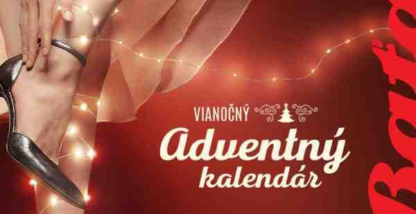 Baťa Adventný kalendár 2016