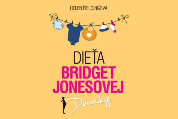 Dieťa Bridget Jonesovej – Vyhraj knihu