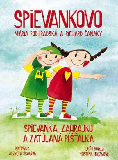 Hrajte o 5 knižných noviniek Spievankovo