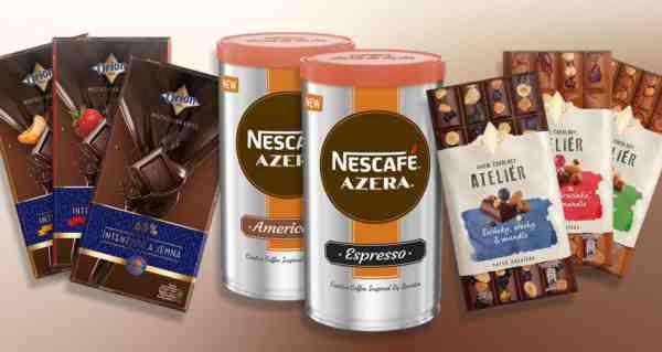 Nadeľte si lahôdky od ORION a Nescafé!