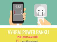 Power banka, ktorá udrží tvoj smartfón stále nažive