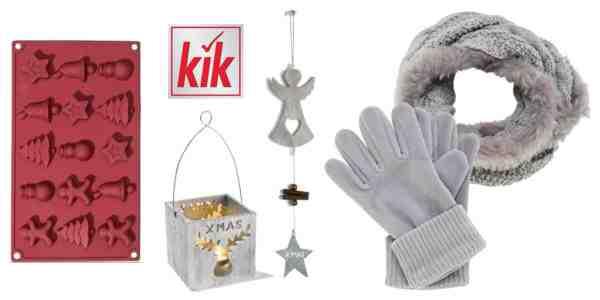 Súťaž o 50€ vianočný balíček KiK