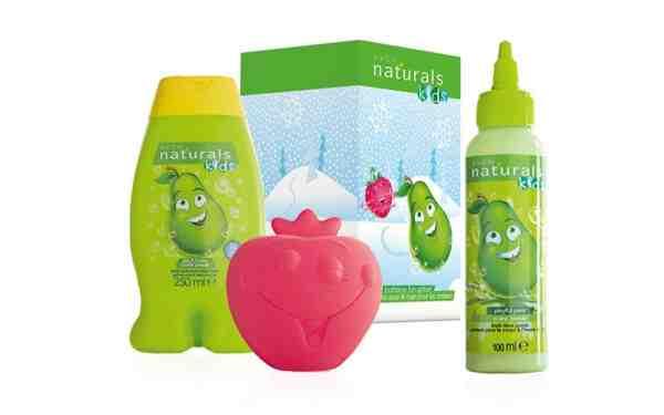 Súťaž o darčekový set pre deti Naturals