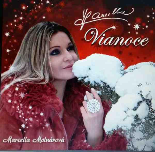 Súťaž o vianočné CD Marcelly Molnárovej