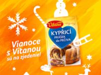 Veľká vianočná súťaž s Vitanou