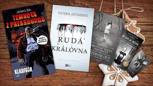 Vianočná kniha mesiaca december