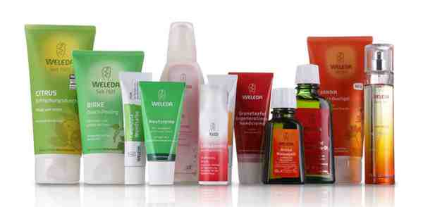 Vyhrajte řadu bio kosmetiky Weleda!