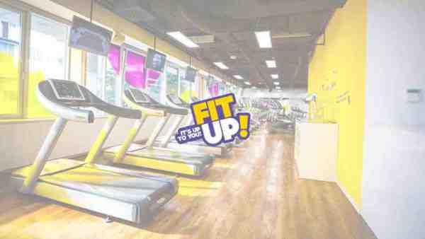 Vyhrajte 3 mesačné fitnes členstvo do fitnes centier FIT UP!