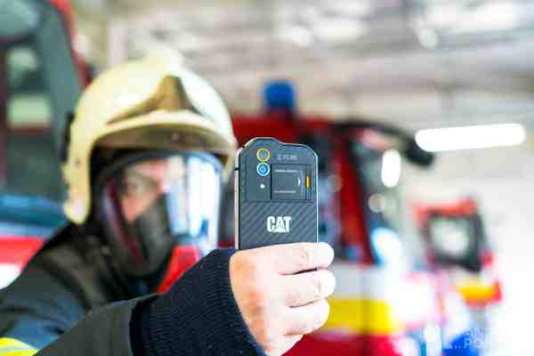 Vyhrajte CAT S60 – telefón s termovíziou a obrovskou odolnosťou!