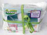 Vyhrajte darčekovú kazetu Pickwick
