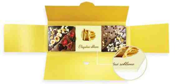 Vyhrajte hriešne dobrú a božsky výnimočnú čokoládu