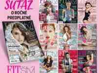 Vyhrajte ročné predplatné časopisu Fit štýl
