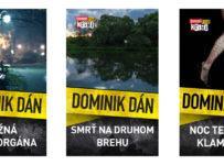 Súťaž o 3 knihy Dominika Dána