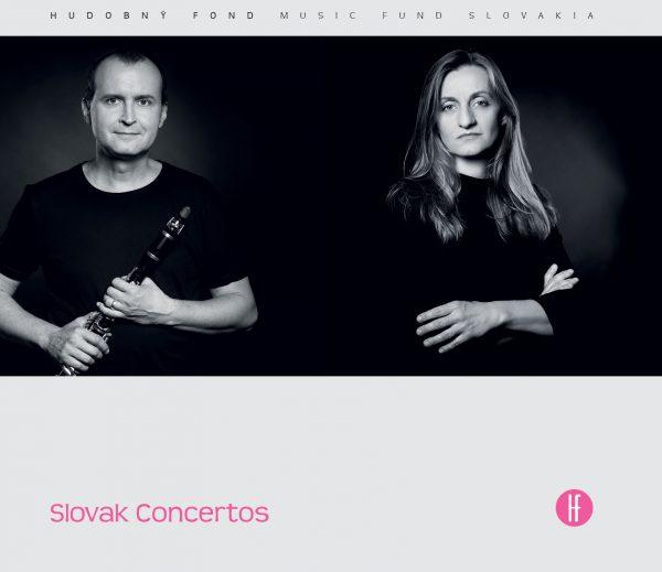 Súťaž o nové CD Slovak Concertos – Ronald Šebesta a Nora Skuta