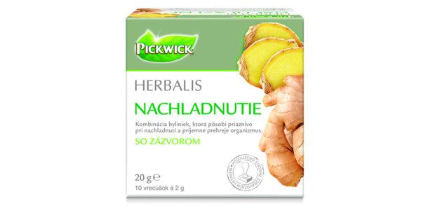 Súťažte o 2 balíčky s funkčnými čajmi PICKWICK Herbalis
