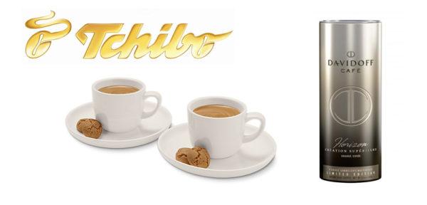 Súťažte o balíček s porcelánovými šálkami na espresso Tchibo