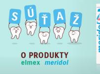 Vyhrajte 10 balíčkov starostlivosti o ústnu hygienu elmex a meridol