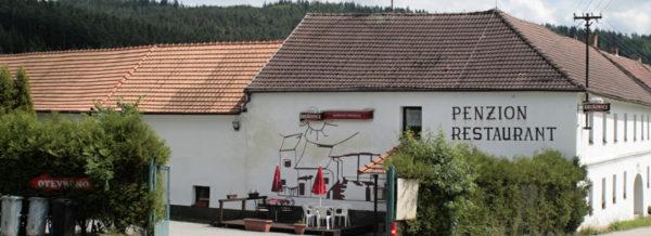 Dovolená pro 2 osoby na 8 dní s polopenzí v Jižních Čechách