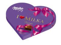 Súťažte o 5 balíčkov s dvoma bonboniérami čokoládových praliniek Milka
