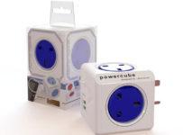 Súťažte o dizajnovú rozbočku PowerCube Original USB