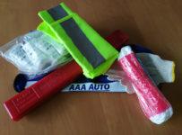 Súťaž o 3x bezpečnostný set od AAA Auto